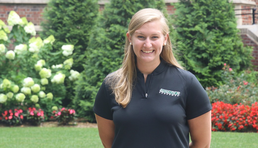 Wagner College Tabs Kaitlyn Beaver as Diving Coach