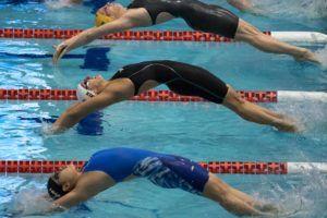 Les nageurs des Etats-Unis ont presque tout gagné mais Nippons, Australiennes et Canadiennes se sont bien battus