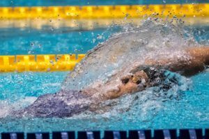 Kathleen Baker Nabs 50 Back Gold, Laura Stephens Impresses In 200 Fly In Nice