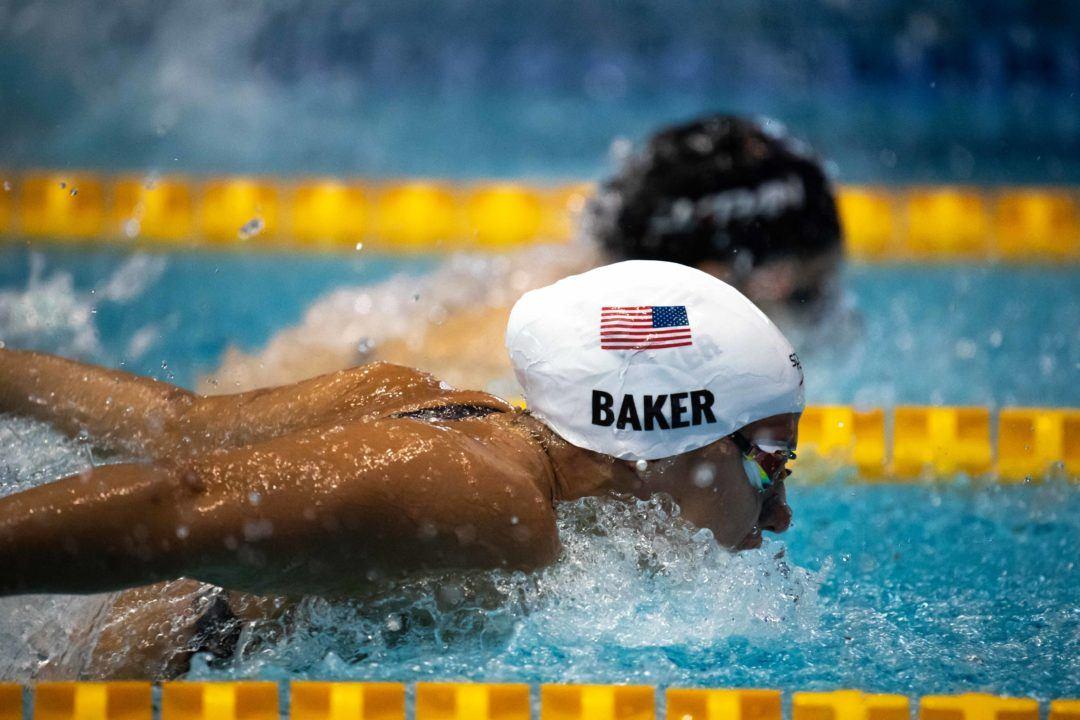 Top-Stars starten beim Swimmeeting Südtirol: Baker, Dahlia, Kusch