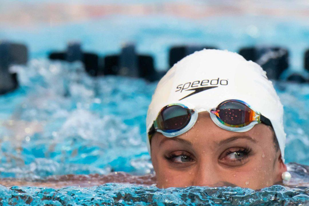 Newly-Minted Pro Kathleen Baker Signs with Speedo USA