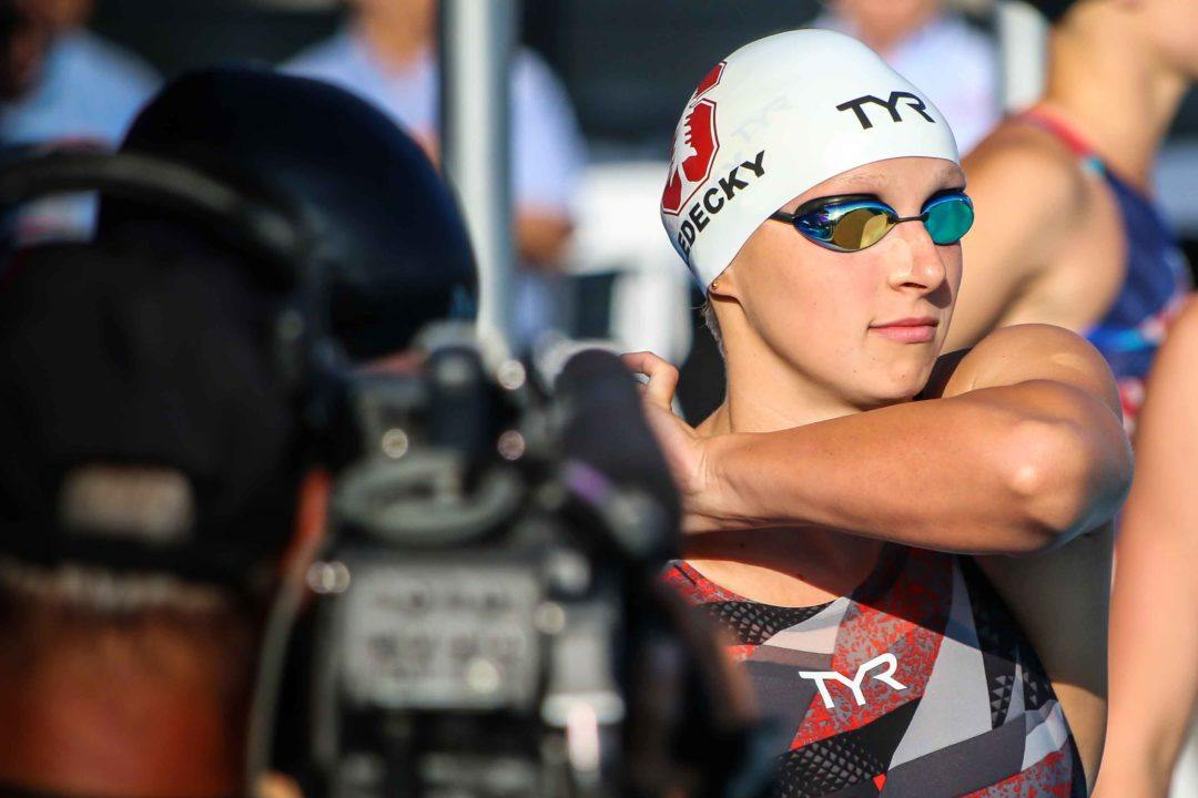 Meet Info & Time Standards Released For TYR Pro Swim Series-Knoxville