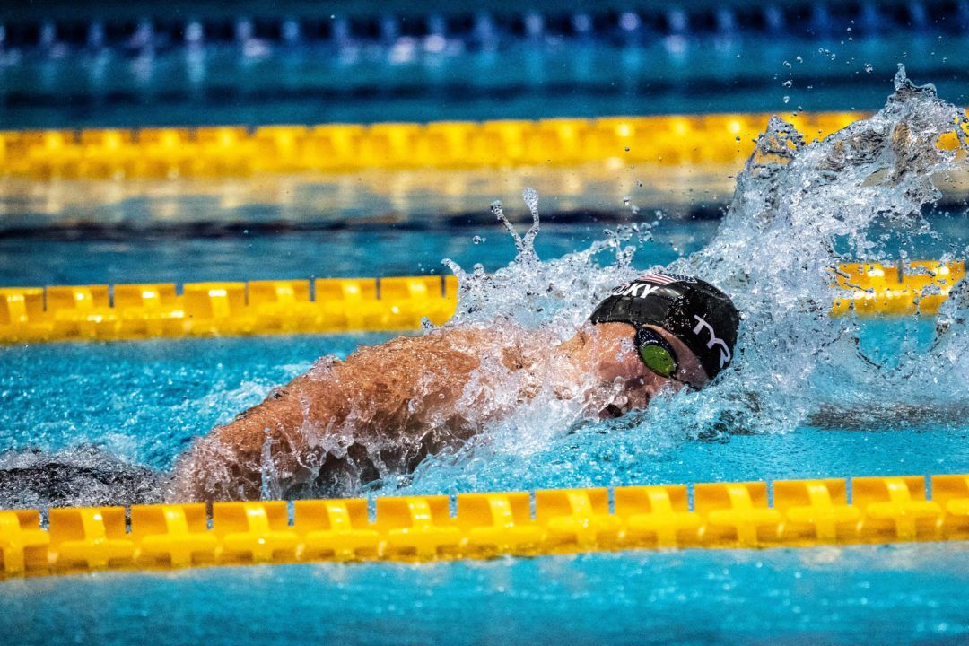 Olympic Oversight? Women's 200, 1500 Free Finals To Fall On Same Night