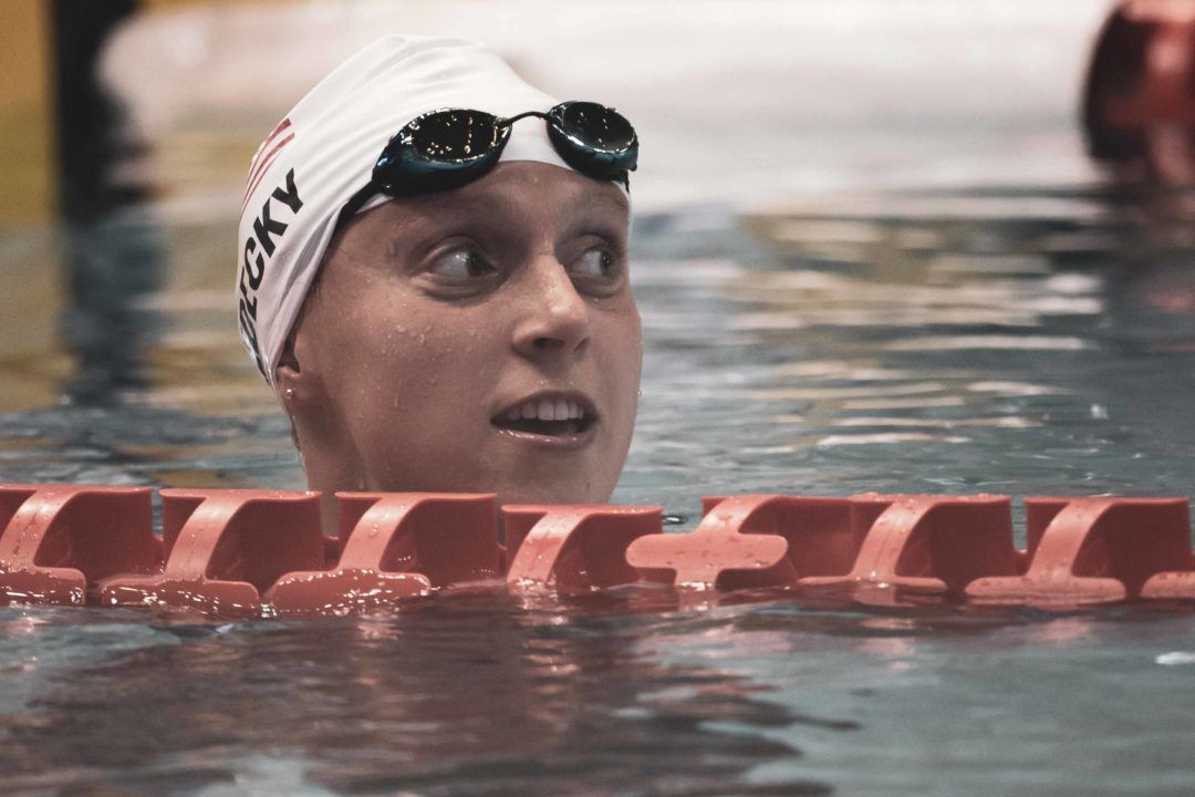 5 Storylines to Watch for at 2019 Pro Swim Series – Richmond