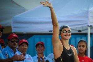 Olympians and Worlds Teamers Partner with Trident Swim Foundation for 2018 Great Relay