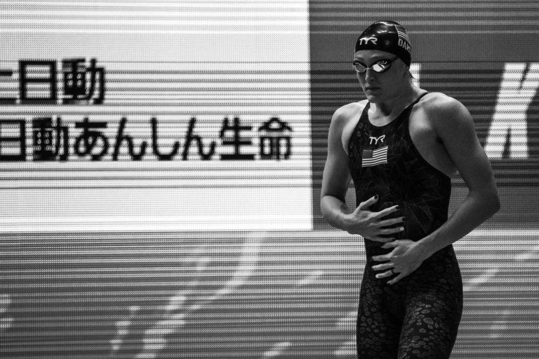 U.S. Women Smash World Record In 4×50 Medley Relay