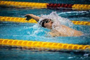 Kosuke Hagino Nuota Il Suo Miglior Tempo Degli Ultimi 8 Anni 200 Dorso