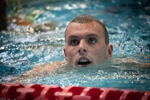Chalmers Chimes Into Men's 2Free World Rankings, C1 24.41 50 Free