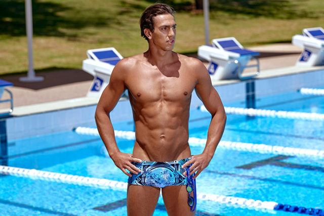 42b56a7f5e Funky Trunks athlete Zac Incerti is returning to training after a back  injury forced him out of Pan Pac Trials.