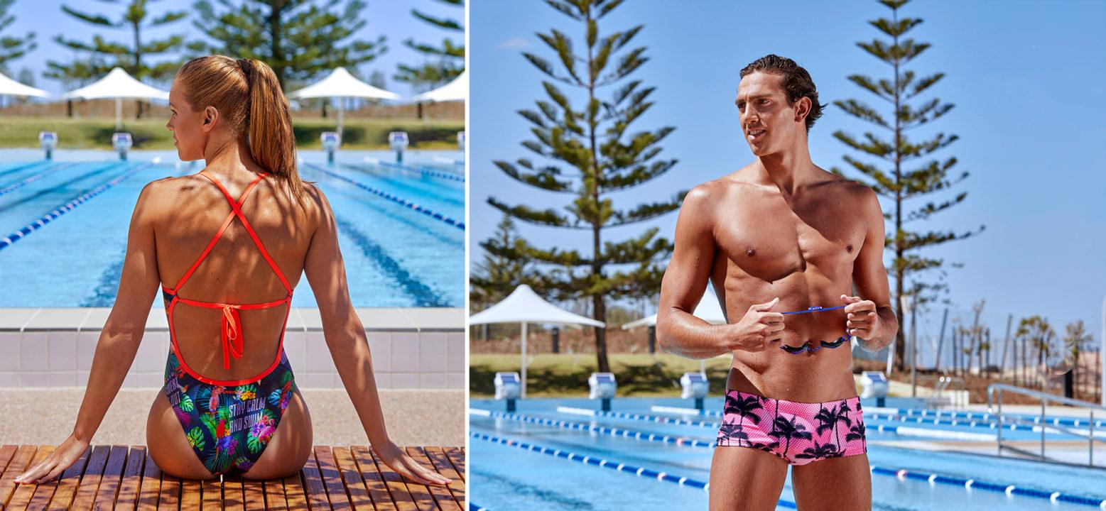 New Funky Trunks and Funkita Training Suits To Get You Back In The Pool