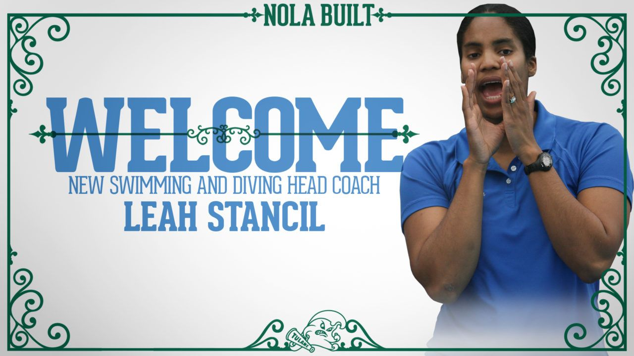 Leah Stancil Takes Over as Head Coach at Tulane University