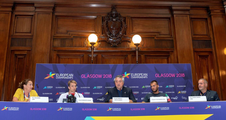 Europameisterschaften Glasgow 2018: Alle Links + die deutschen Starter
