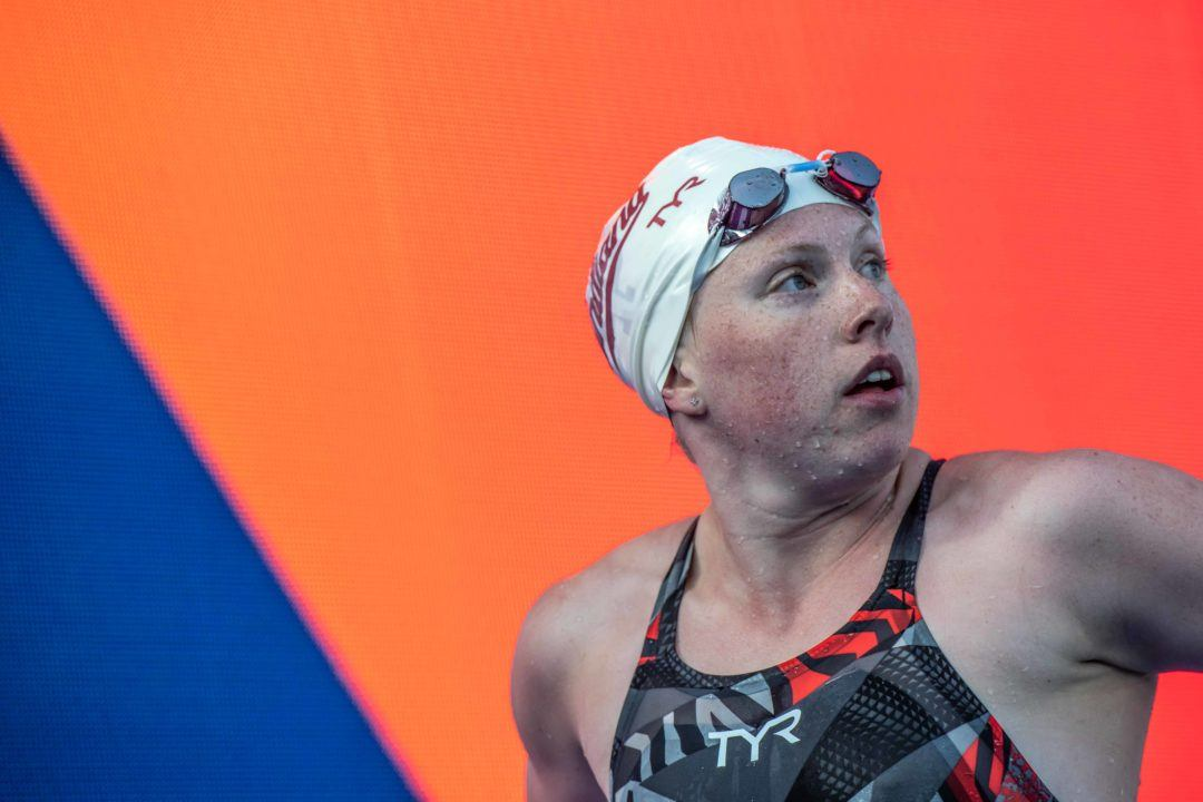 Swimming's TopTenTweets: Swimmers React to WADA