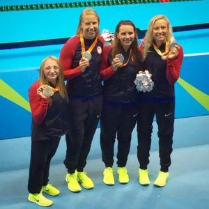 Paralympic Swimmer Lizzi Smith Appears in Gatorade Commercial