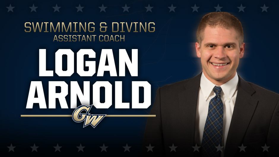 Logan Arnold Hired as New George Washington Swimming Assistant