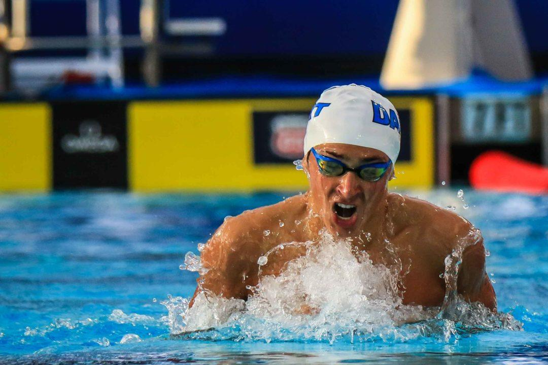 Luca Urlando Unearths PR by Three Seconds, Goes 15-16 #2 200 IM