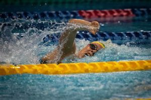 Maddy Gough Becomes 5th Fastest 1500 Freestyler All-Time