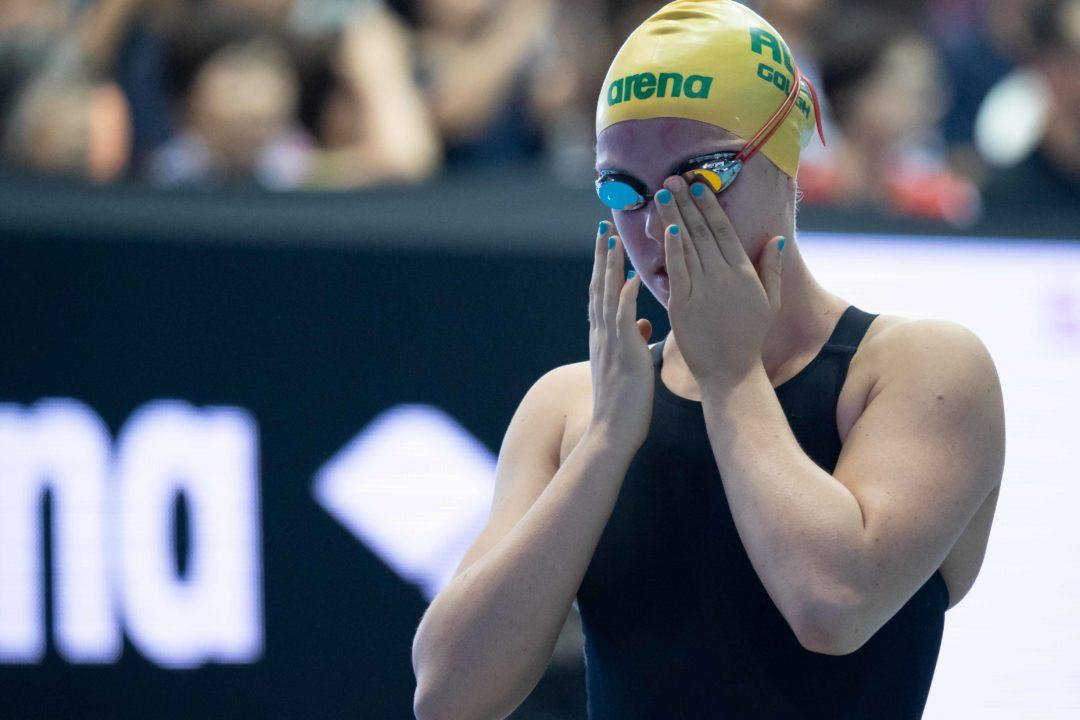 Madeleine Gough Swims 16:20 1500 to Open Up Barcelona Open