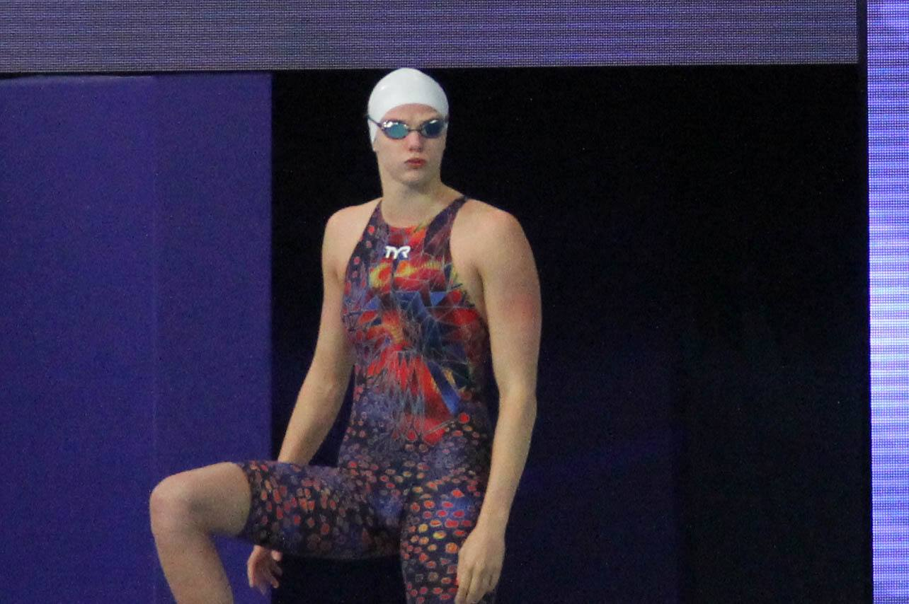 Loughborough-Trained Marie Wattel Downs French National Record In SCM 100 Free