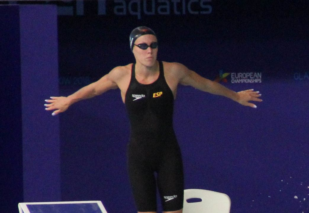 Open día 3: Marina García, 3ª clasificada para el mundial