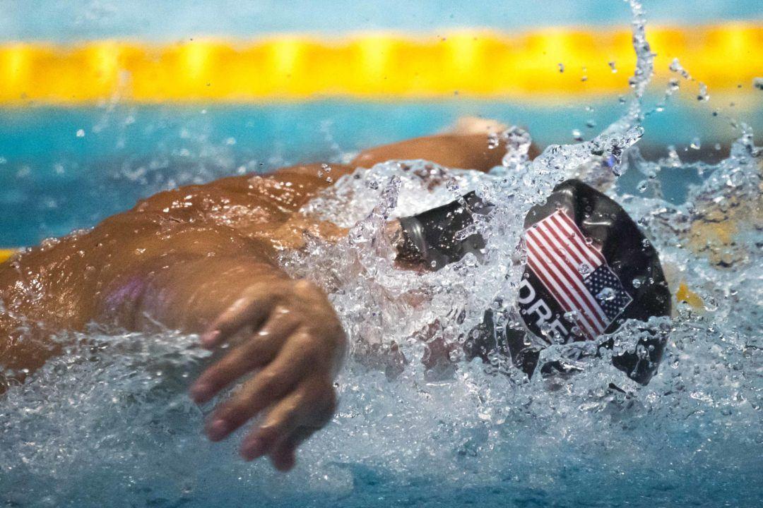 2019 Des Moines Pro Swim Series: SwimSquad Projections