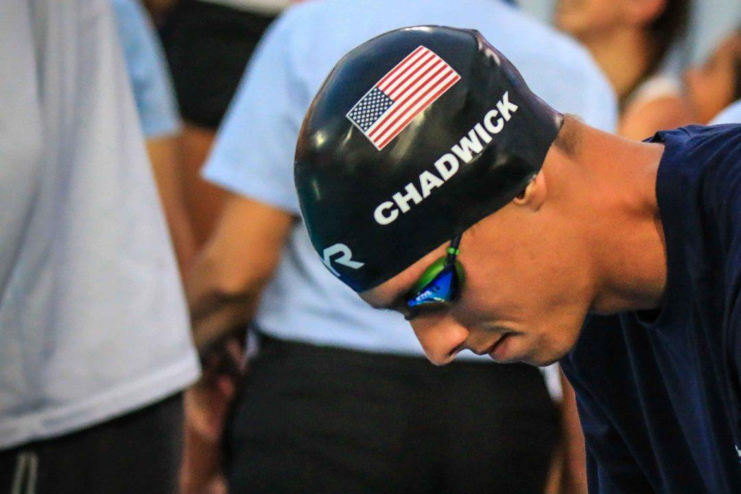 Chadwick, Pebley: Dynamic Duo on Team TYR and Team Elite (Video)