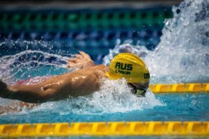 Dolfin Swim of the Week: Larkin's World-Leading 1:55.7 IM From One Year Ago