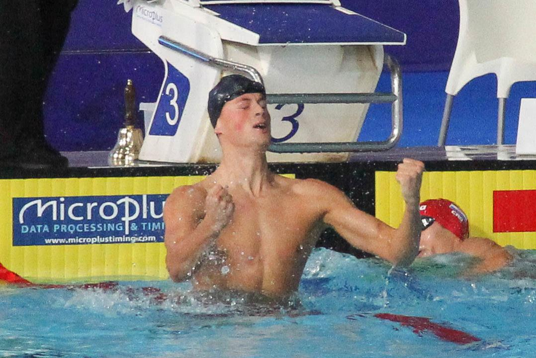 National Record Roundup: Romanchuk Shatters Ukrainian Record In 800 FR