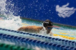 Horomura Hits 1:56 200 Fly To Close Out 2021 Tokyo Open
