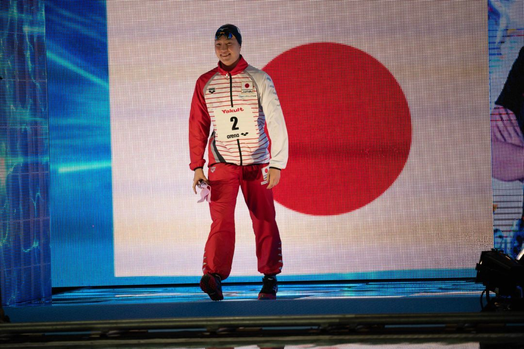 Natsumi Sakai Takes Double Gold At Japan High School C'ships