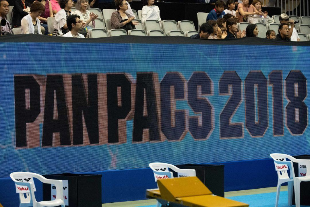 2022 Pan Pacific Championships Deferred To 2026, Will Remain In Canada