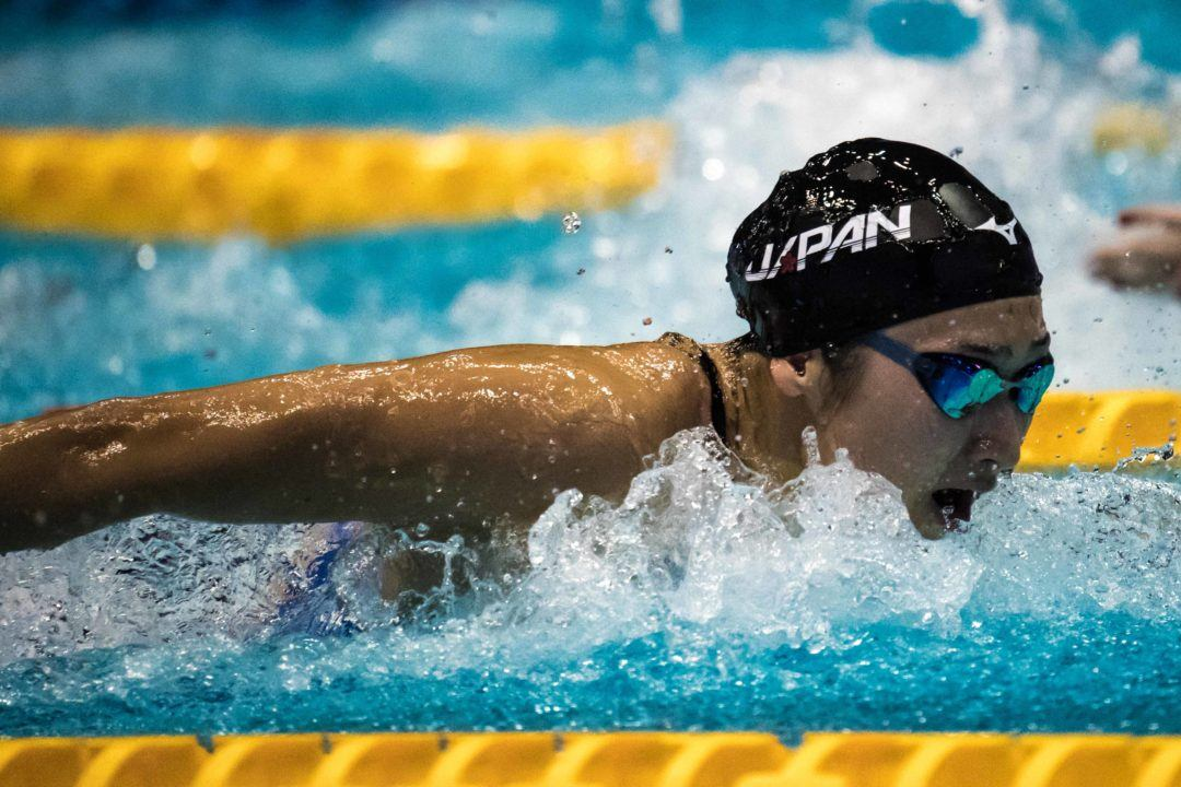 2018 Swammy Awards: Rikako Ikee, Female Asian Swimmer Of The Year