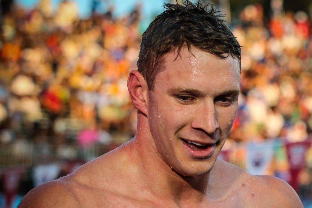 Energy For Swim: Dopo Il Monito FINA, Firmano Anche Murphy-Neal-Pebley