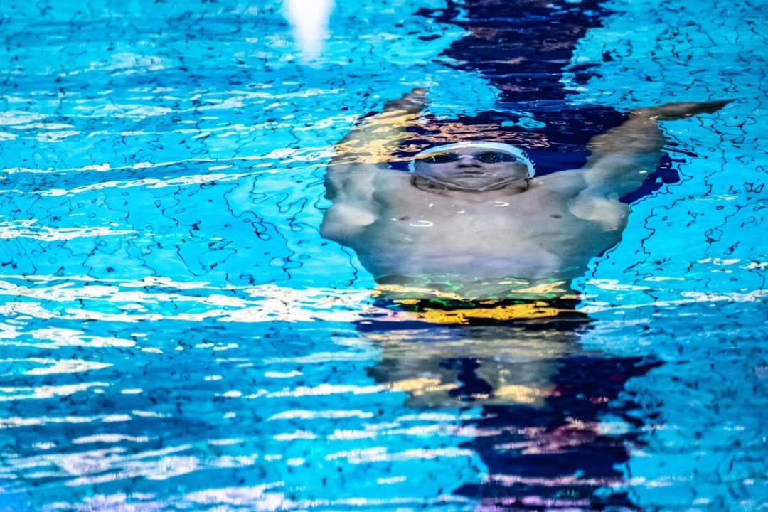 Ryan Murphy Obliterates Pan Pacs 100 Back Meet Record in 52.19