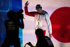 30-Year-Old Ryosuke Irie Eyes Paris 2024 If Tokyo Olympics Don't Happen