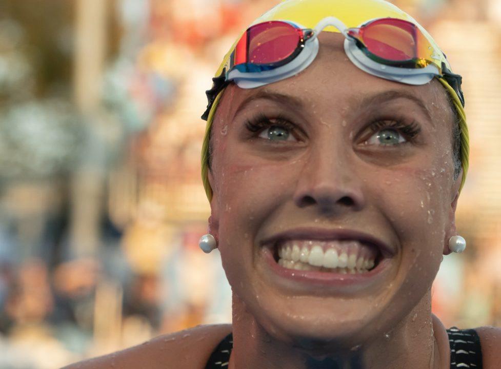 FFN Golden Tour Camille Muffat  2019 – J1- Finales