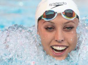 "Olympic Champion Kathleen Baker Explains ""SPEEDO POOL TOGETHER"""