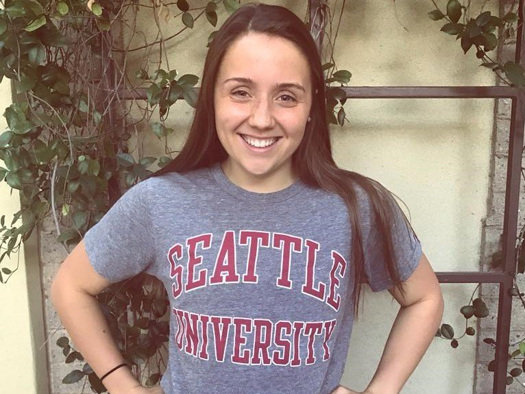 Breaststroker Emma McGill Commits to Seattle University