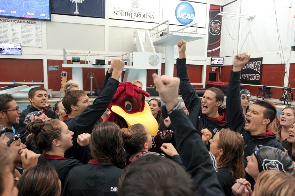1:01/2:14 Breaststroker Taylor Steele Verbals to South Carolina