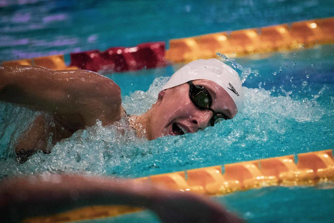 Taylor Ruck Scratches 50 Free On Day 7 Prelims of Worlds