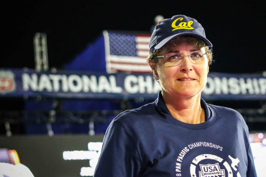 2019 Swammy Awards: Women's NCAA Coach of the Year Teri McKeever