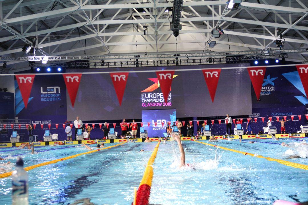 Europameisterschaften: Diener Vierter, Graf, Mensing ins Finale
