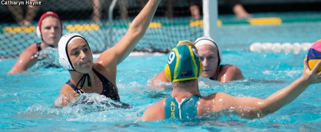 USA Men, Women Advance to Pan Am Games Water Polo Semifinals