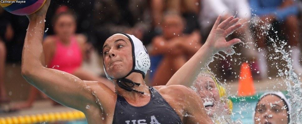 USA Women Defeat Australia 11-4 at Stevenson for Second Straight Win