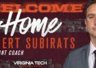 Virginia Tech Brings on Albert Subirats as Assistant Coach