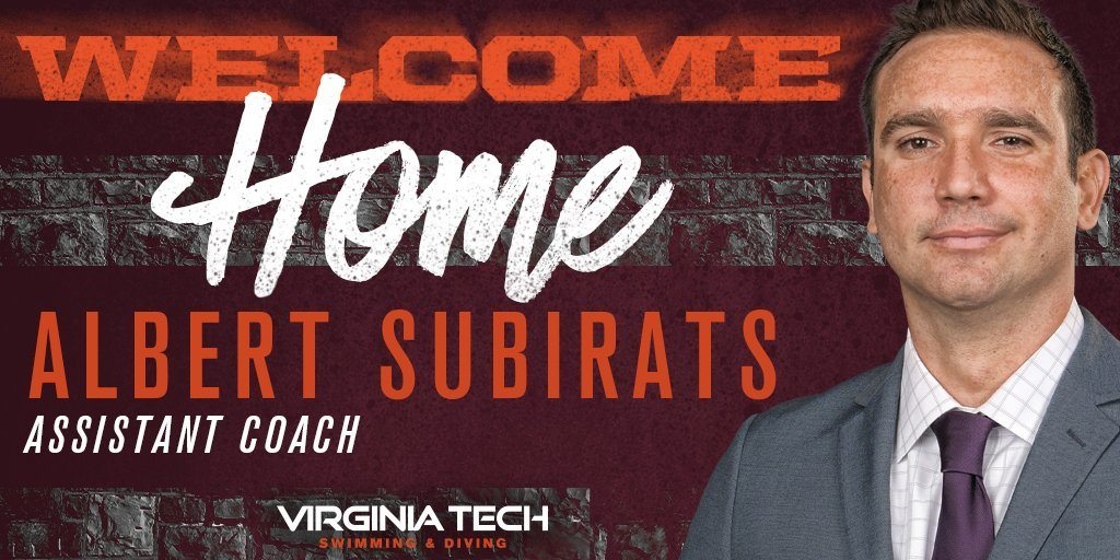 Virginia Tech Brings on Albert Subirats as Assistant Coach