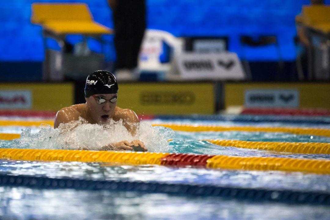 Koseki & Watanabe Fight To The Wire In 2:08 2Breast Showdown
