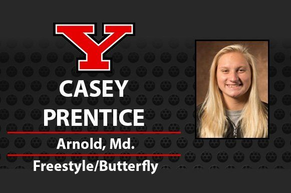 Casey Prentice Transfers to Youngstown State for 2018-19