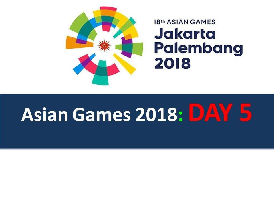 Asian Games 2018 Day 5: Indian Swimmers Ki Performance