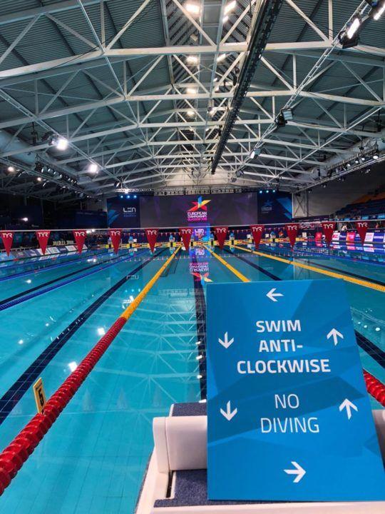 Europameisterschaften 2018: Bronze für Herren Lagenstaffel